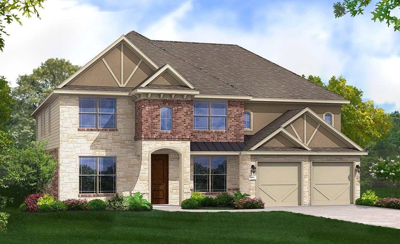 Gehan homes settlement at gruene brown 1366382 new for Gehan homes