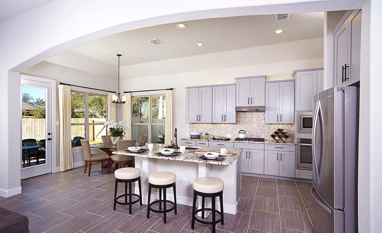 Photo : Gehan Homes Design Center Images. 100 100 Meritage Homes ...