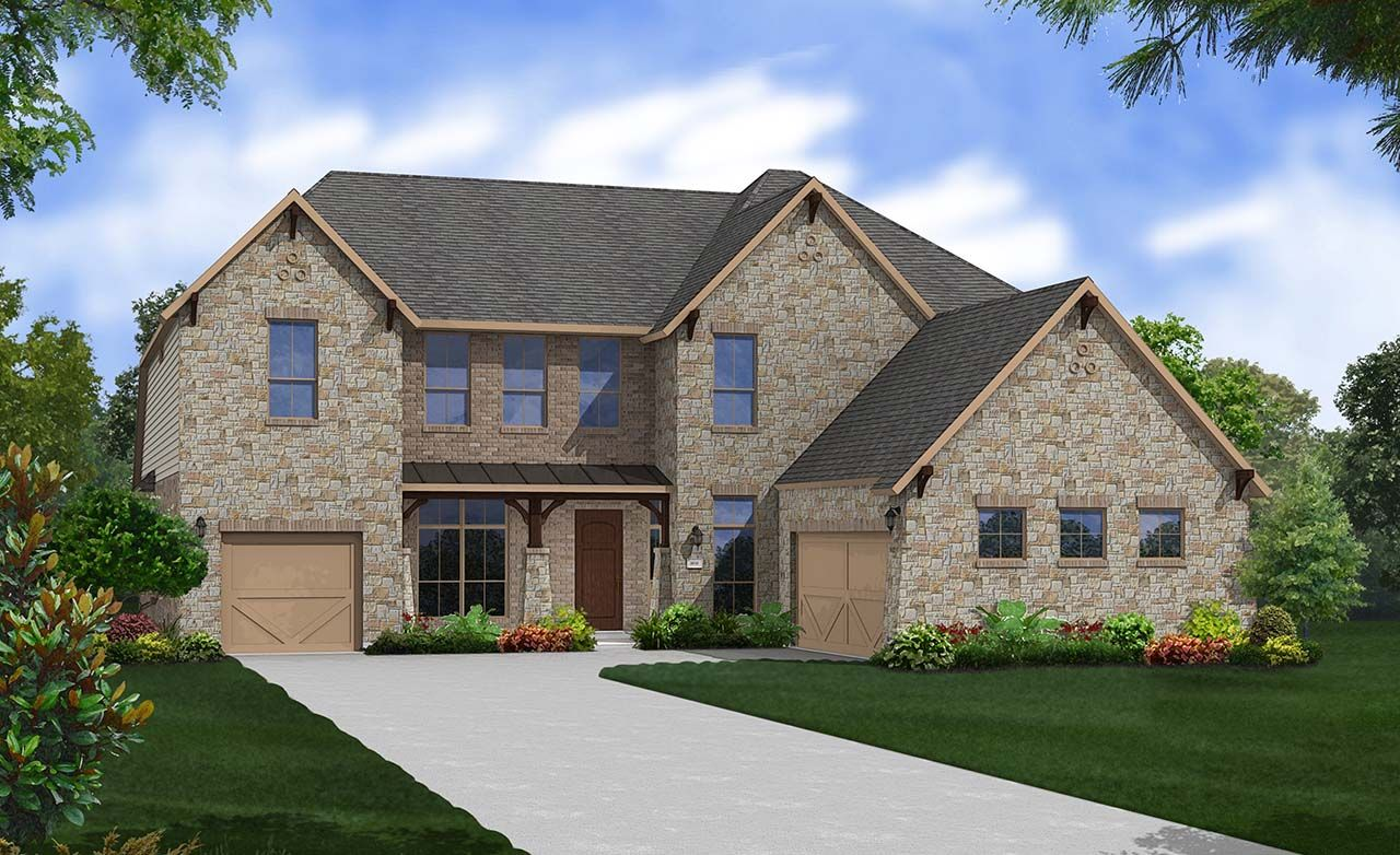 Single Family for Sale at Monarch 1617 Hardeman Lane Plano, Texas 75075 United States