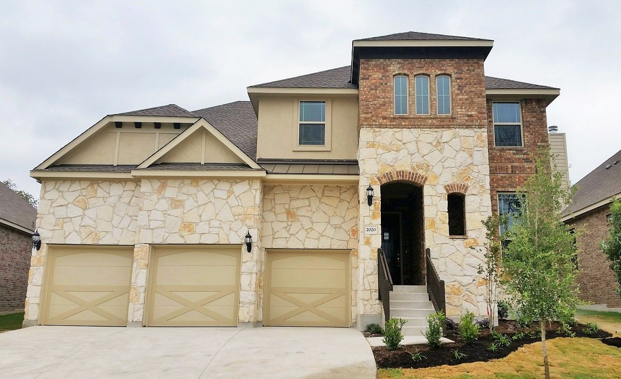2020 limestone lake drive georgetown tx new home for