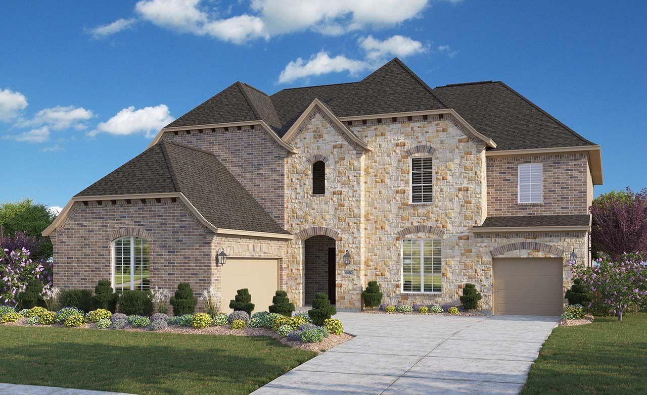 Single Family for Sale at Afton Oaks - Partridge 13608 Silver Sage Drive San Antonio, Texas 78253 United States