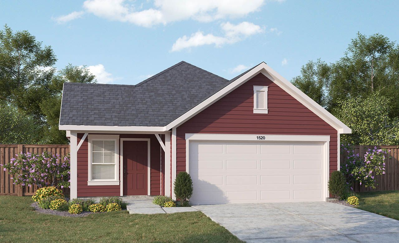 Single Family for Sale at The Parklands - Horizon Marion, Texas 78124 United States
