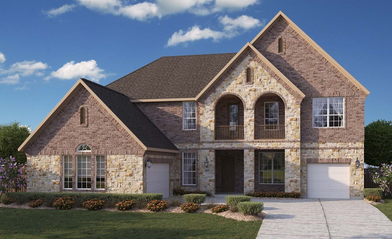 Single Family for Sale at Pecan Creek - Monarch 2305 Millbrook Loop Leander, Texas 78641 United States