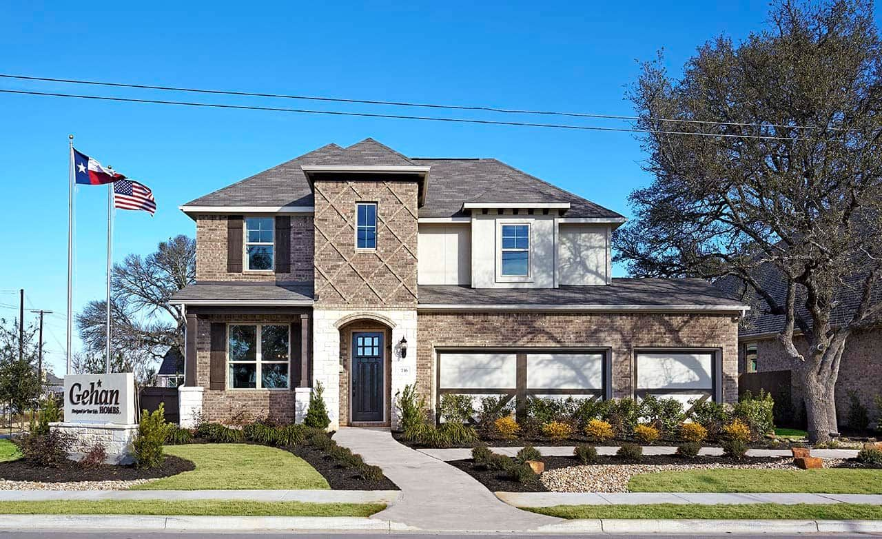 Single Family for Sale at Rosewood 729 Heritage Grove Road Leander, Texas 78641 United States
