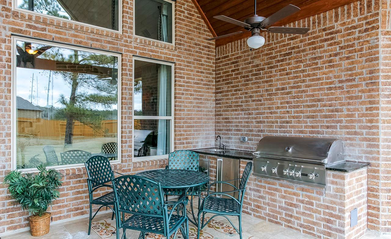 pine country new homes in tomball tx by gehan homes