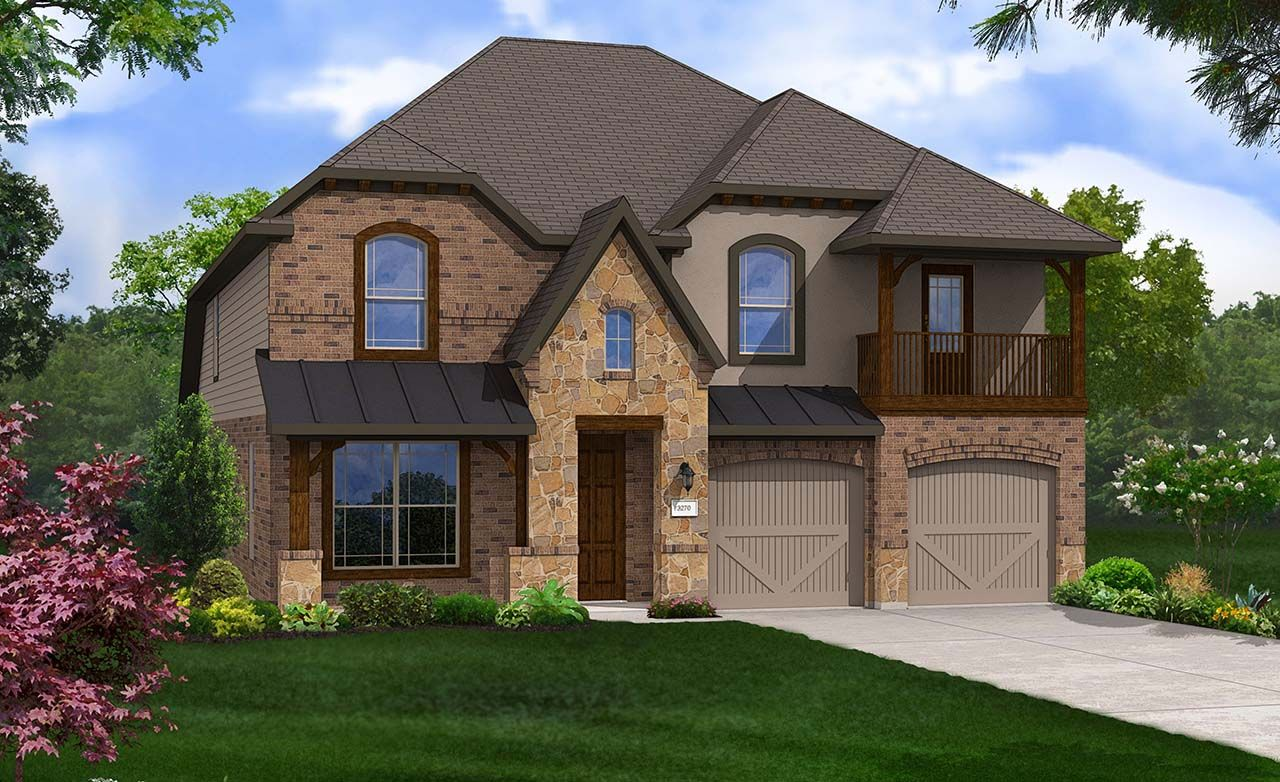 Gehan homes sommerall park sycamore 1219624 houston tx for Gehan homes