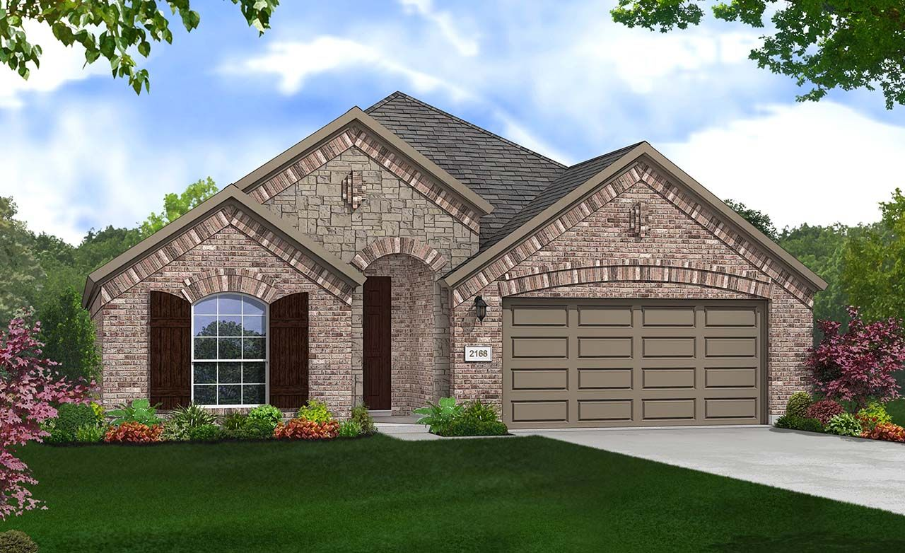 Single Family for Sale at Juniper 114 Bluebell Woods Way Willis, Texas 77318 United States