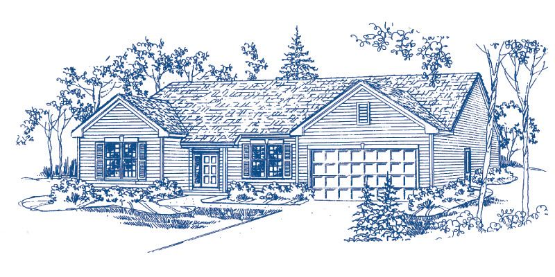 Single Family for Sale at Liberty Trails - Cobblestone 1600 Reagan Blvd McHenry, Illinois 60051 United States