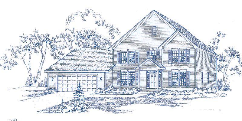 Single Family for Sale at Liberty Trails - Madison 2703 Bush Terrace McHenry, Illinois 60051 United States