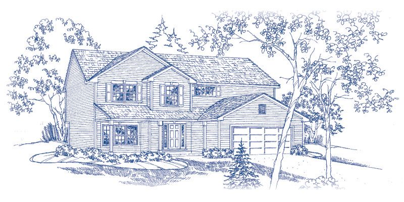 Single Family for Sale at Liberty Trails - Roosevelt 1600 Reagan Blvd. McHenry, Illinois 60051 United States