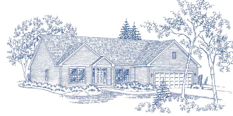 Single Family for Sale at Liberty Trails - Jefferson 2703 Bush Terrace McHenry, Illinois 60051 United States
