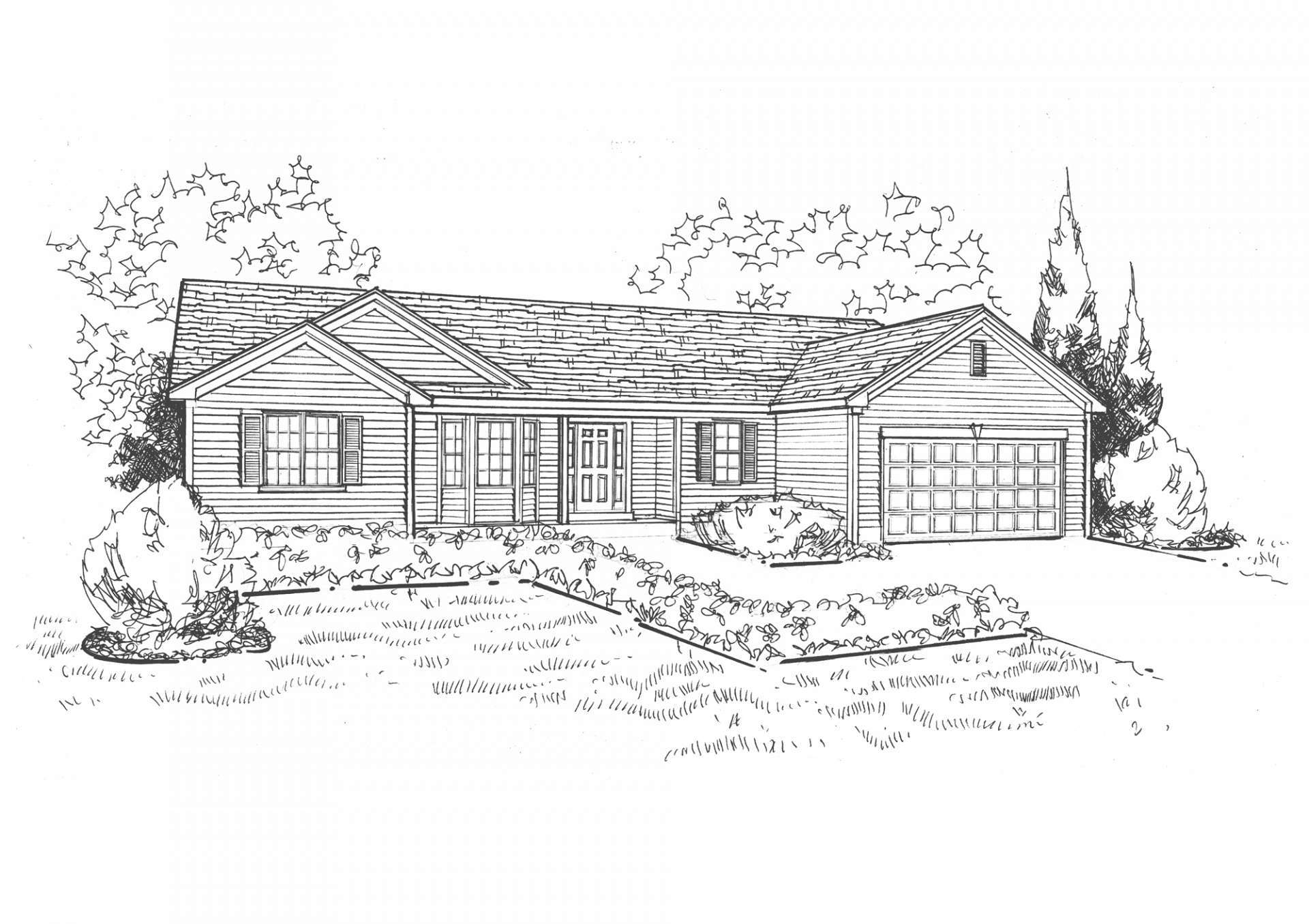 Single Family for Sale at Liberty Trails - Palmer 1600 Reagan Blvd. McHenry, Illinois 60051 United States