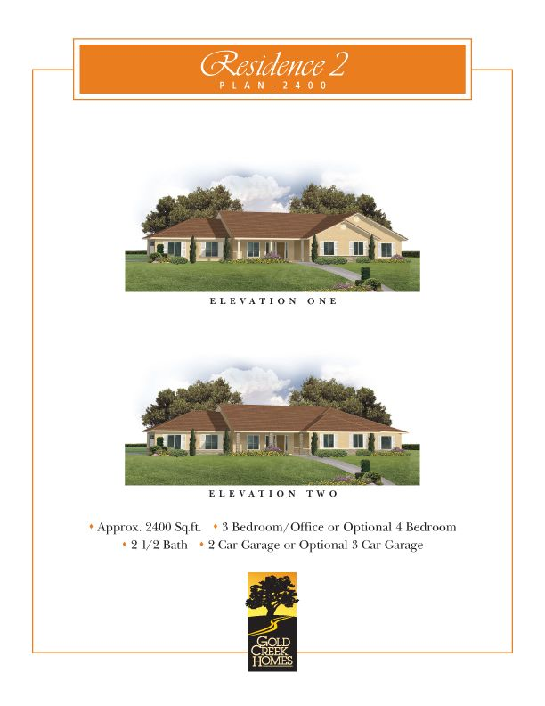Single Family for Sale at Woodgate Estates - Plan 2400 130 Warmwood Valley Springs, California 95252 United States