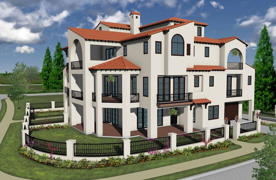 Single Family for Sale at Lakeside Cove - The Madrid 87 Lakeside Cove The Woodlands, Texas 77380 United States