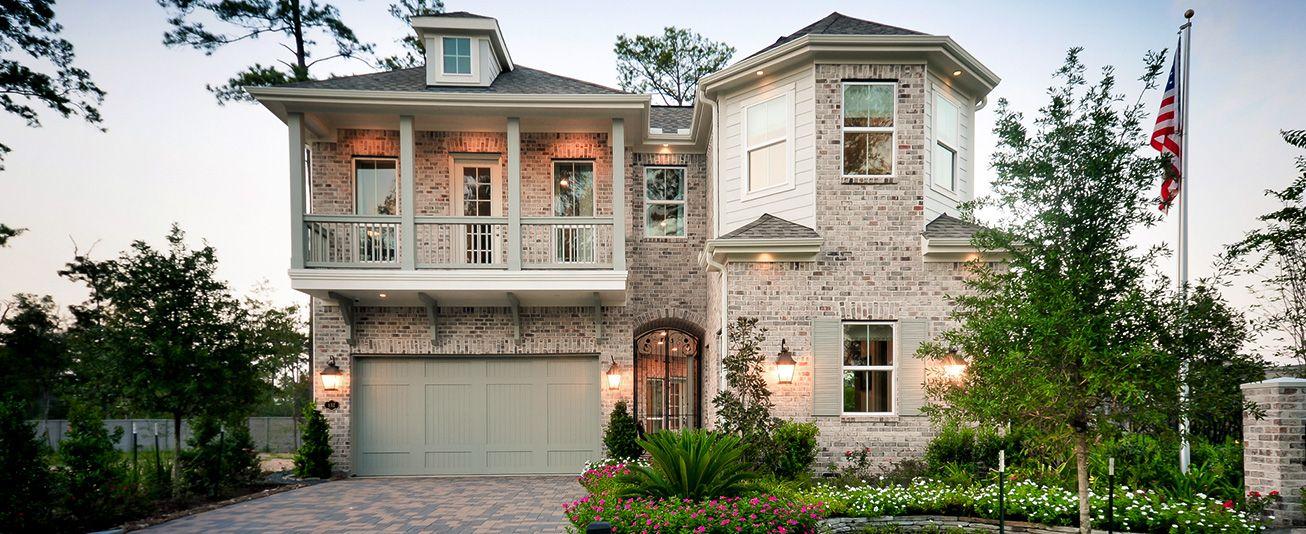 Single Family for Sale at Primrose 111 Harold Way Shenandoah, Texas 77381 United States