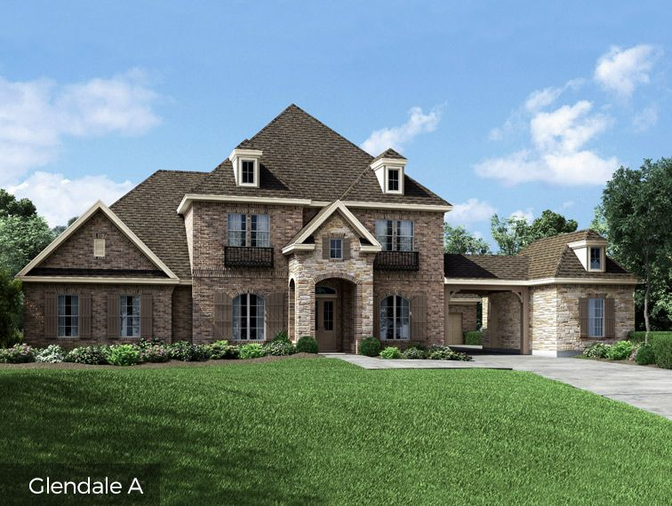 Single Family for Sale at Fox Bend In Sienna Plantation - Glendale 9423 Fox Bend Lane Missouri City, Texas 77459 United States