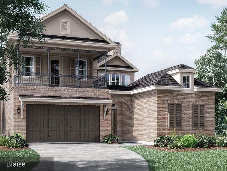Single Family for Sale at Marion - Blaise 105 Mcgoey Circle Shenandoah, Texas 77384 United States