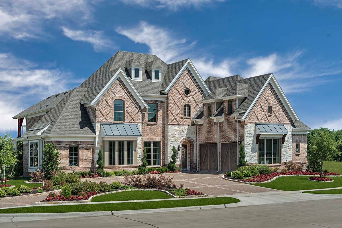 Single Family for Sale at Downton Abbey 7247 Neblina Drive Grand Prairie, Texas 75054 United States