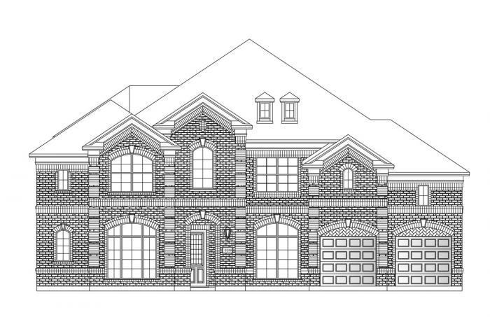 Single Family for Active at Estates At Pleasant Valley - Miramonte 4412 Aiken Trail Sachse, Texas 75048 United States