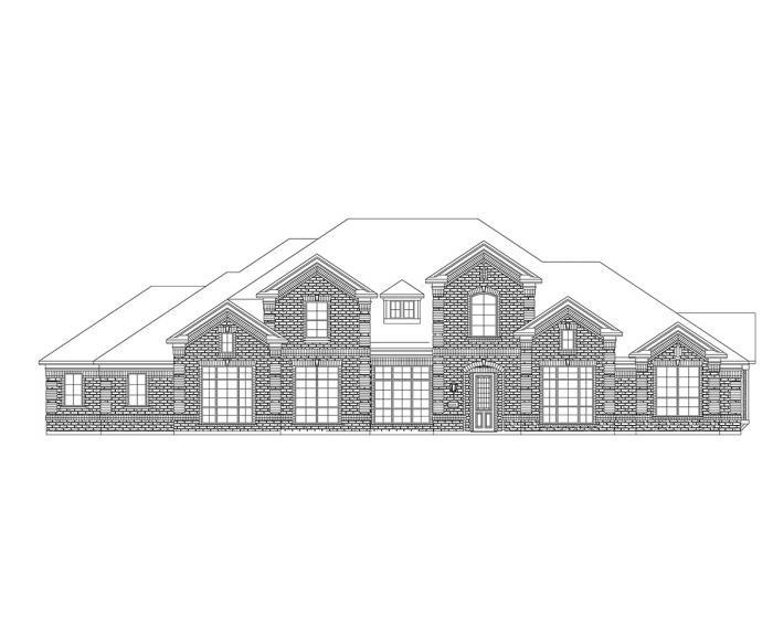 Single Family for Sale at Estates At Pleasant Valley - Grand Estate 4412 Aiken Trail Sachse, Texas 75048 United States