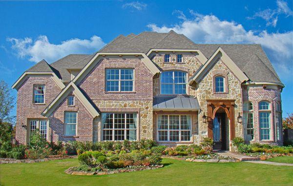 Single Family for Active at Grand Lantana - 3rd Car Garage 8612 Tuscan Oaks McKinney, Texas 75071 United States