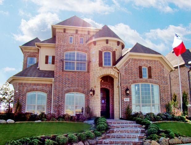 Single Family for Active at Grand Lantana 3641 Kennoway The Colony, Texas 75056 United States