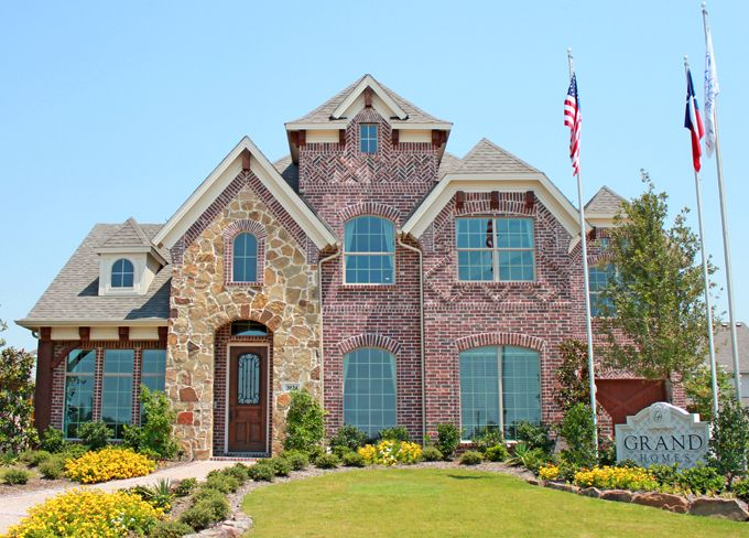 Single Family for Sale at Middleton 3024 Leesa - Model Home Wylie, Texas 75098 United States