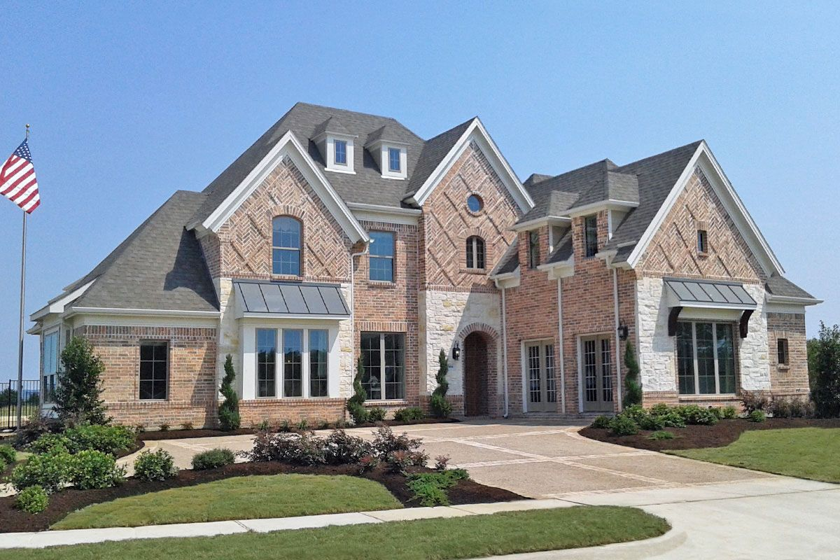 Single Family for Sale at Grand Park (One Story) - 163 7223 Vienta Point Grand Prairie, Texas 75054 United States