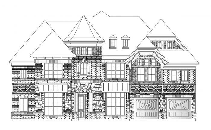 Single Family for Sale at Estates At Pleasant Valley - Miramonte 100 Filson Lane Sachse, Texas 75048 United States