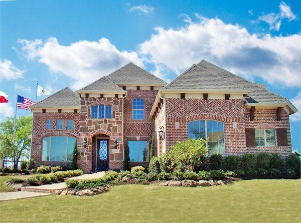 Single Family for Active at Chadwick Farms - Grand Lantana 15525 Sweetpine Ln Roanoke, Texas 76262 United States