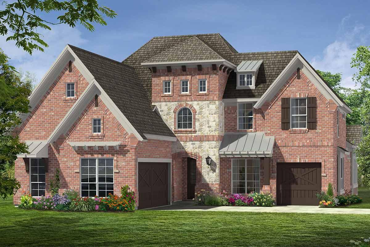 Single Family for Active at Grand South Pointe 801 Yarrow Little Elm, Texas 75068 United States