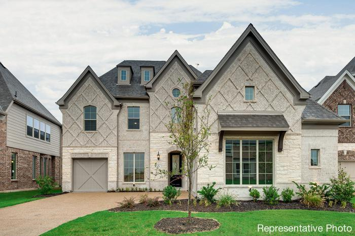Single Family for Active at Hartford 632 Yarrow Little Elm, Texas 75068 United States