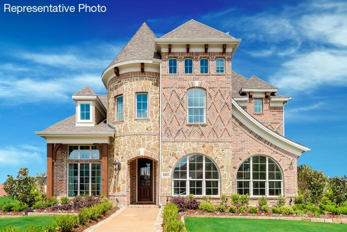 Single Family for Active at Grand Martinique 14201 Sparrow Hill Dr Little Elm, Texas 75068 United States