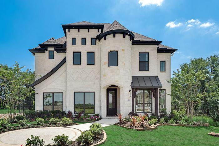 Single Family for Active at Grand Heritage 1116 Frisco Hills Blvd Little Elm, Texas 75068 United States