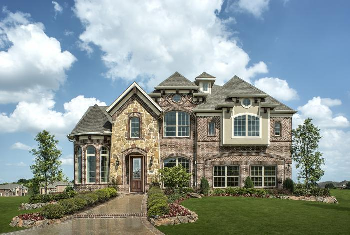 Single Family for Active at Silverleaf Estates - Grand Harrington 311 Butternut Way Irving, Texas 75063 United States