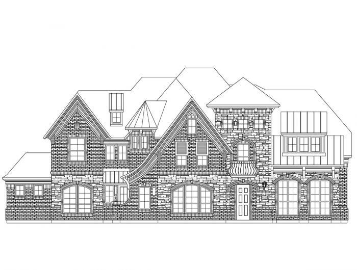 Single Family for Active at Kings Crossing - Grand Aspen Xi 5906 Middleton Dr Parker, Texas 75002 United States
