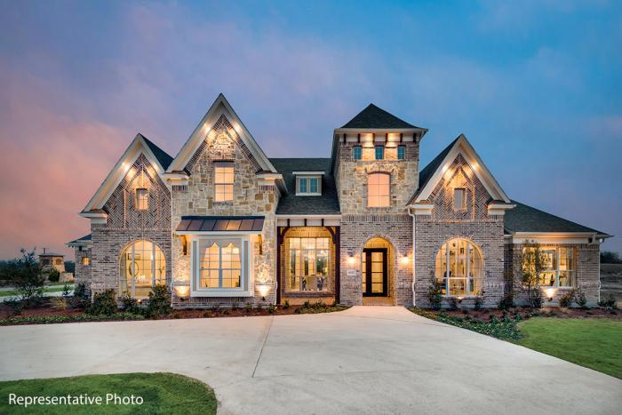 Single Family for Active at Estates At Pleasant Valley - Grand Estate 4412 Aiken Trail Sachse, Texas 75048 United States