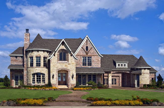 Single Family for Active at Kings Crossing - Grand Hamptons 5906 Middleton Dr Parker, Texas 75002 United States