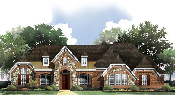 Single Family for Active at Estates At Pleasant Valley - Grand Maison Ii 4412 Aiken Trail Sachse, Texas 75048 United States