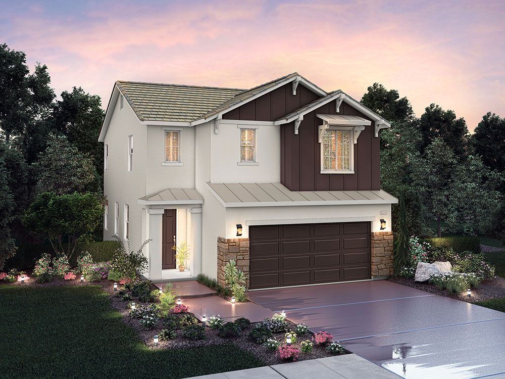 Single Family for Sale at Belterra - Canvas 2 2691 N. Mcarthur Ave. Fresno, California 93727 United States