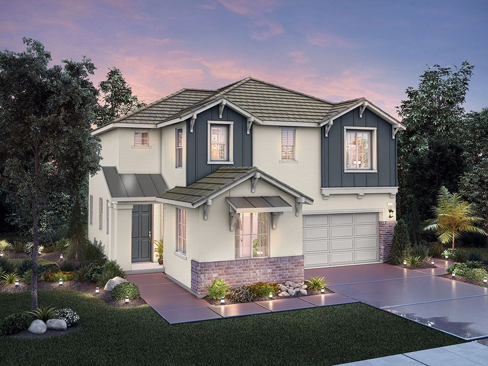Single Family for Sale at Belterra - Canvas 4 2691 N. Mcarthur Ave. Fresno, California 93727 United States