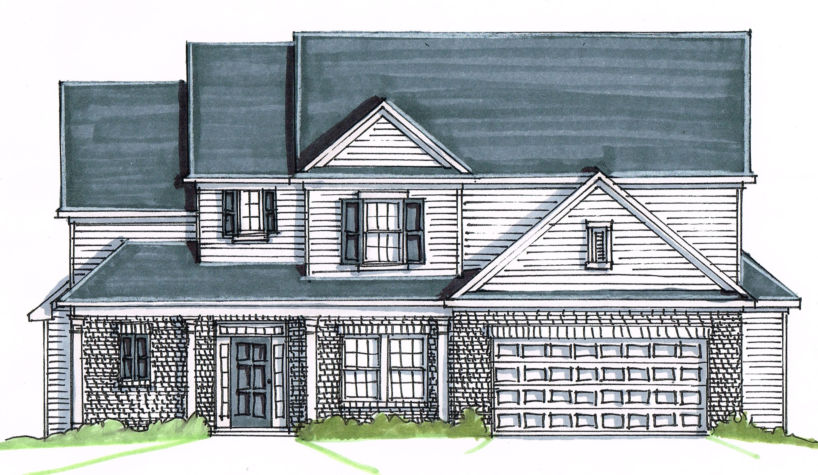 Single Family for Active at North Ivy Park - River Oak - Georgia 4615 Wisteria Lane Fortson, Georgia 31808 United States