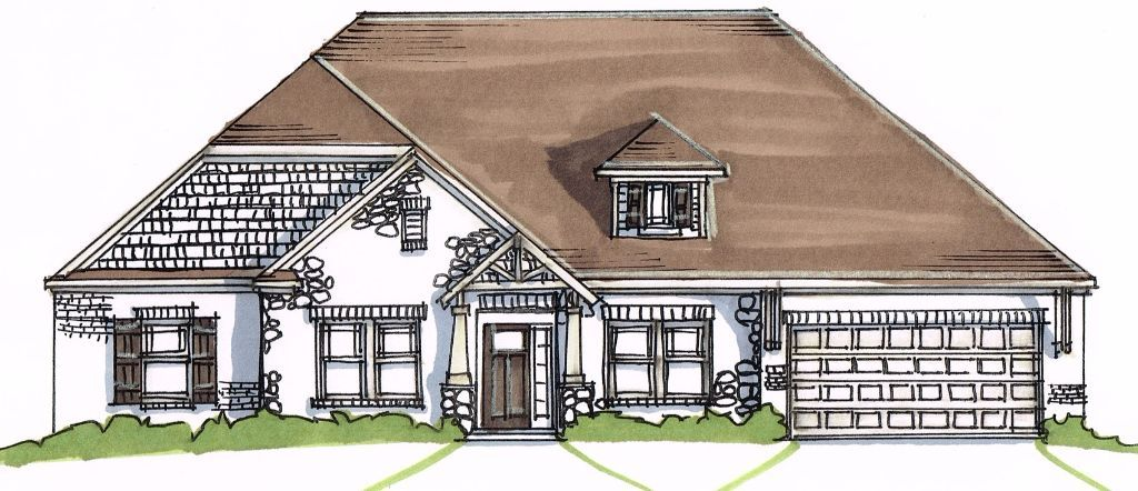 Single Family for Active at Sable Oaks - Poplar - Georgia 10230 Sable Court Midland, Georgia 31820 United States
