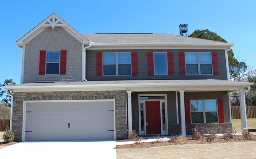 Single Family for Active at North Ivy Park - Cypress - Georgia 4615 Wisteria Lane Fortson, Georgia 31808 United States