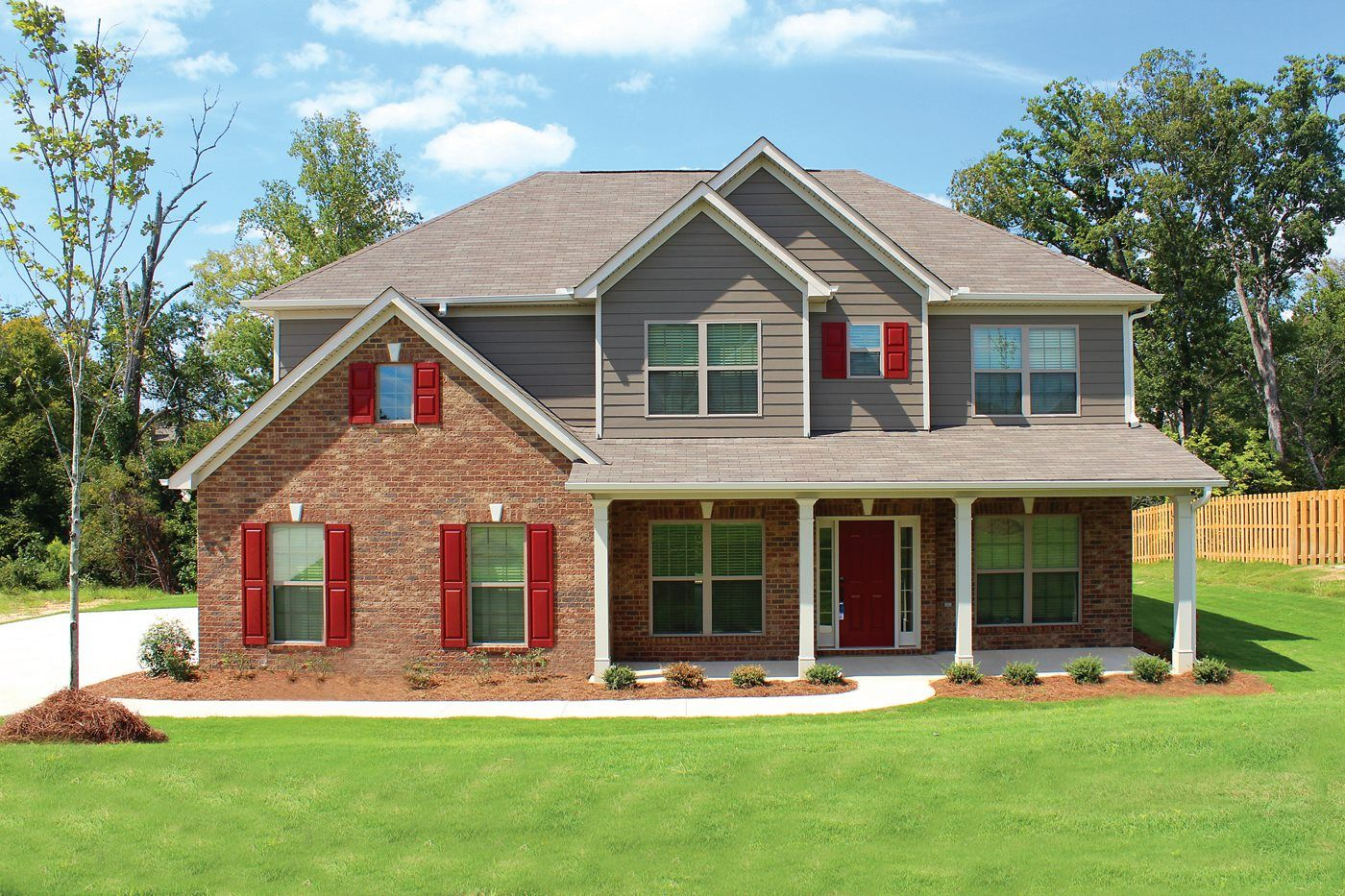 Ενοικιάζεται για την Πώληση στο Sable Oaks - Bedford - Georgia 10230 Sable Court Midland, Georgia 31820 United States