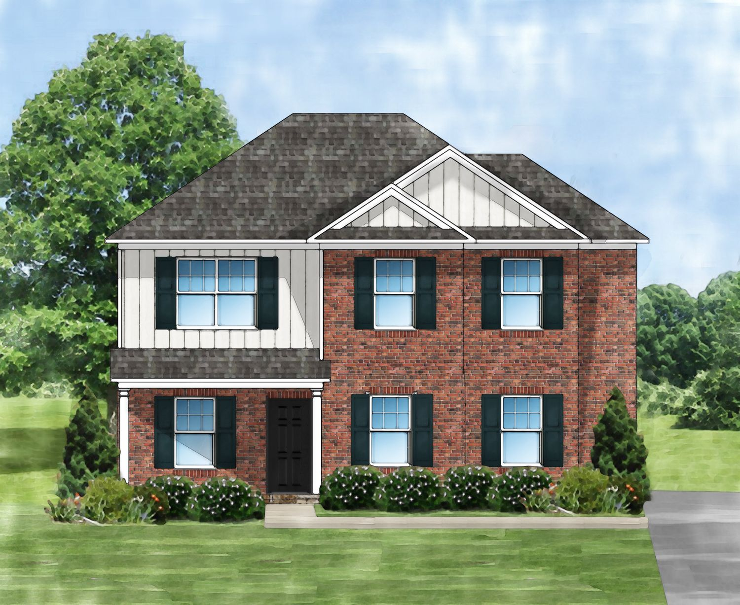 1110 rockdale boulevard sumter sc new home for sale for Home builders in sumter sc