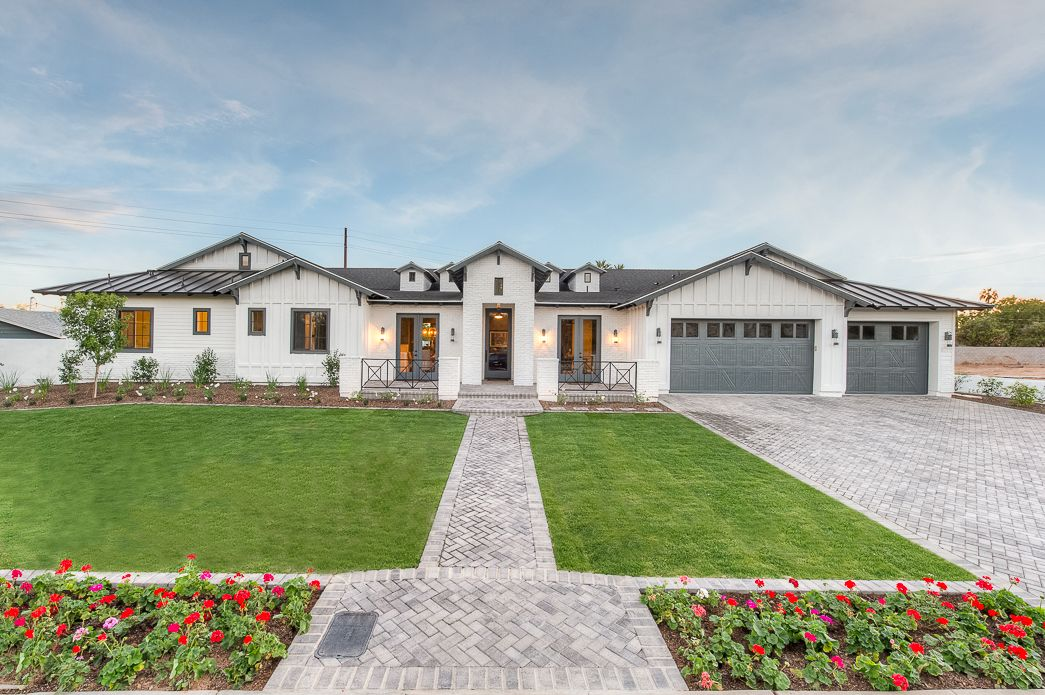 Single Family for Sale at Signature Plan 6647 6705 E Lafayette Blvd Scottsdale, Arizona 85251 United States