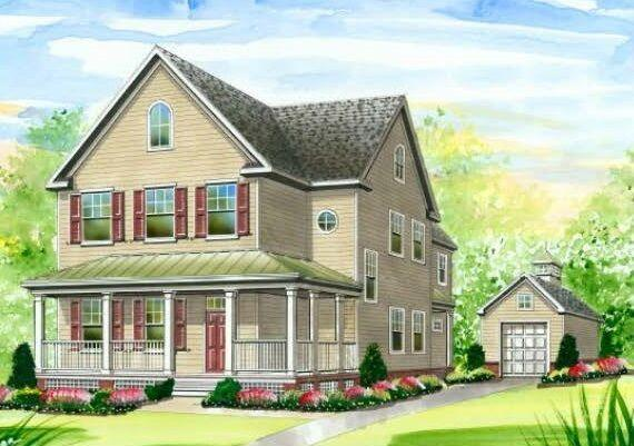 Unifamiliar por un Venta en The Village At Chestertown - The Sassafras 101 Chester Arms Drive Chestertown, Maryland 21620 United States
