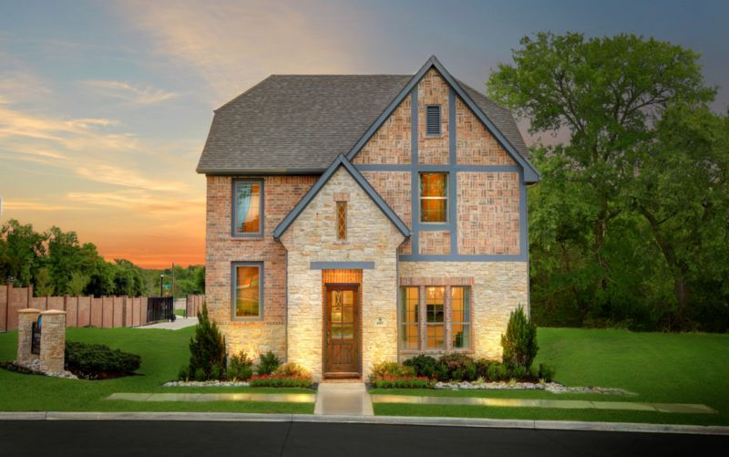 Cottonwood Crossing New Homes In Allen Tx By Normandy Homes