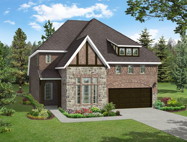 Single Family for Sale at Watters Branch - Sequoia Tbd McKinney, Texas 75070 United States